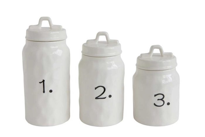 Ceramic-food-canisters