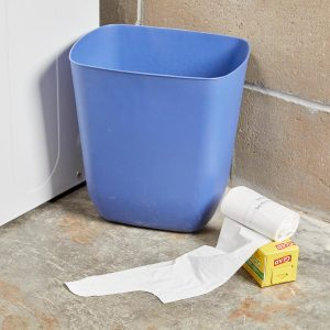 Why You Should Store Extra Bags in Your Trash Can