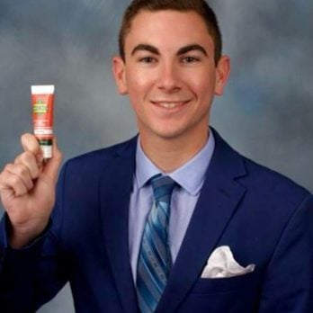 This 16-Year-Old Couldn't Find Relief for His Arthritis Pain—So He Invented His Own Treatment