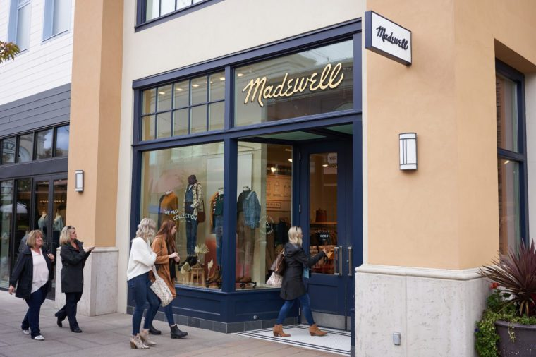 madewell store