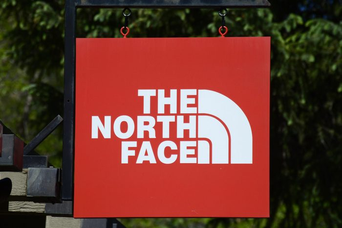 the north face store