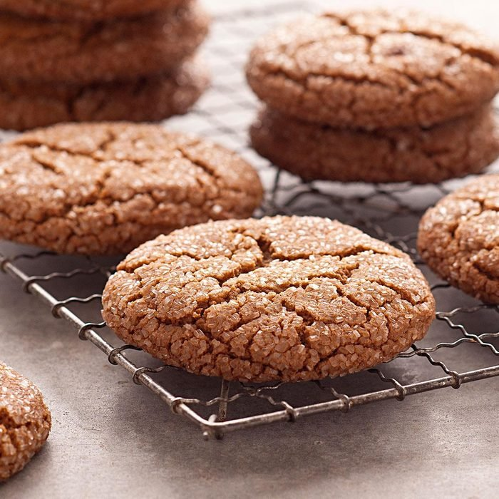 1947: Molasses Cookies