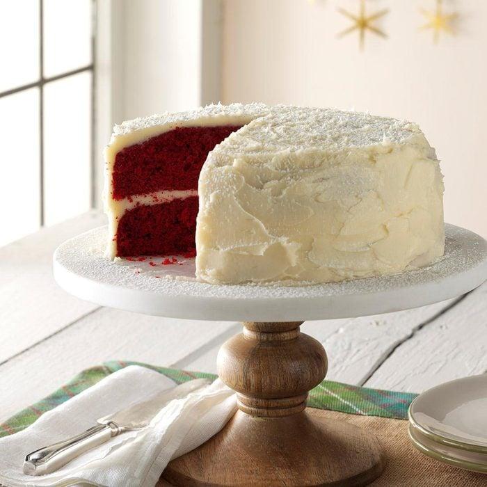 1989: Red Velvet Cake