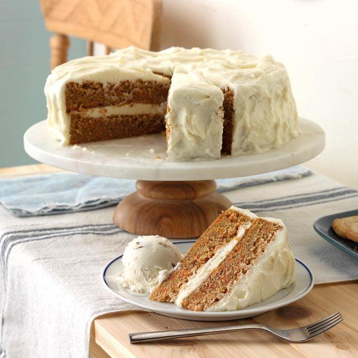 1975: Carrot Cake
