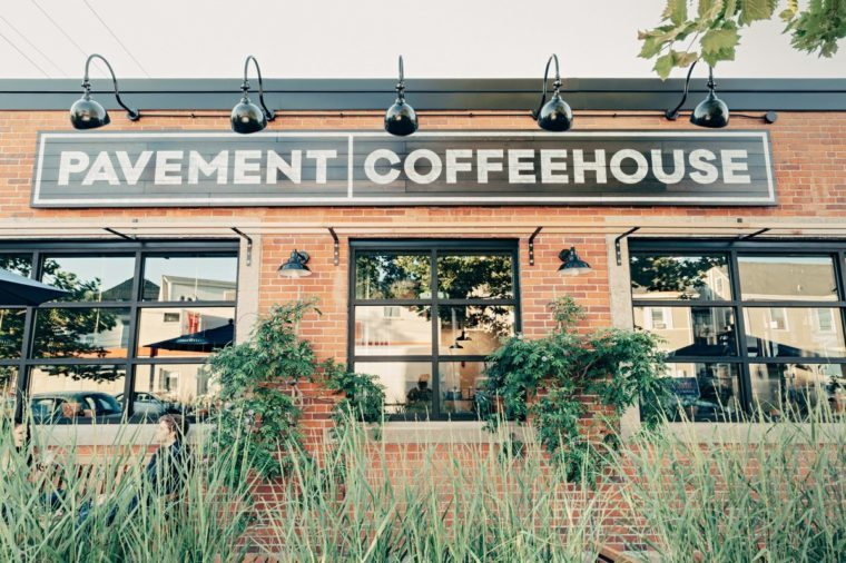 Pavement Coffeehouse