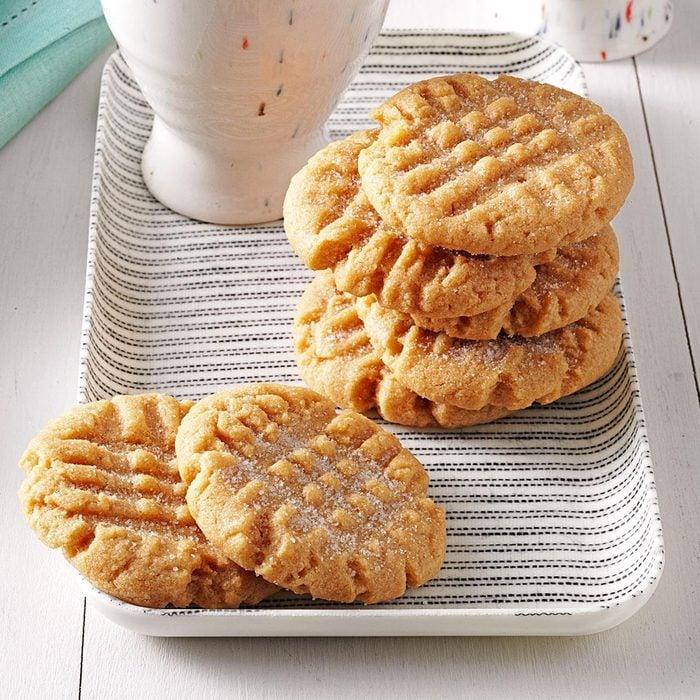 1976: Peanut Butter Cookies