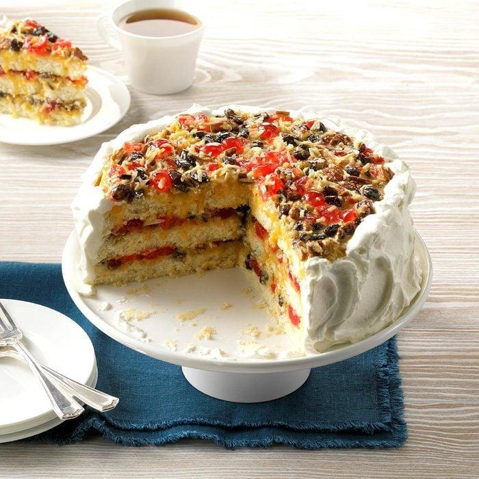 1960: Lane Cake