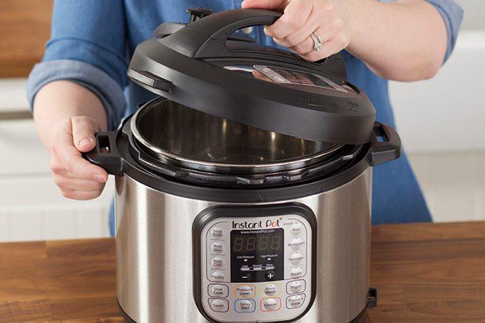 Instapot; Instant Pot; Pressure Cooker