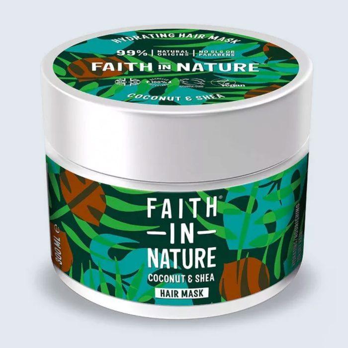 Faith in Nature Coconut & Shea Hydrating Hair Mask