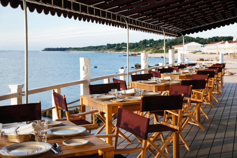 The Halyard Outdoor Dining