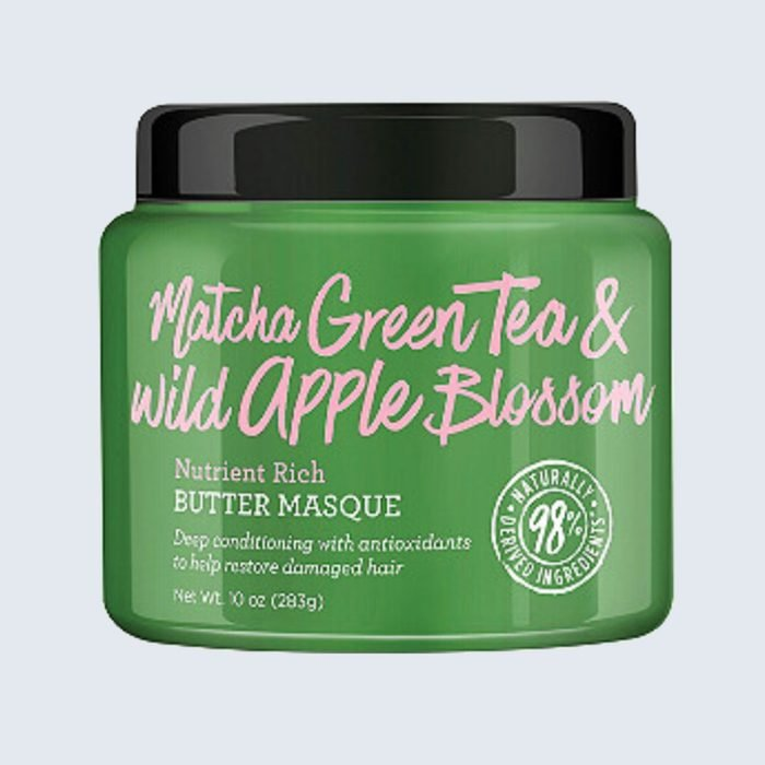 Not Your Mother's Matcha Green Tea & Wild Apple Blossom Butter Masque