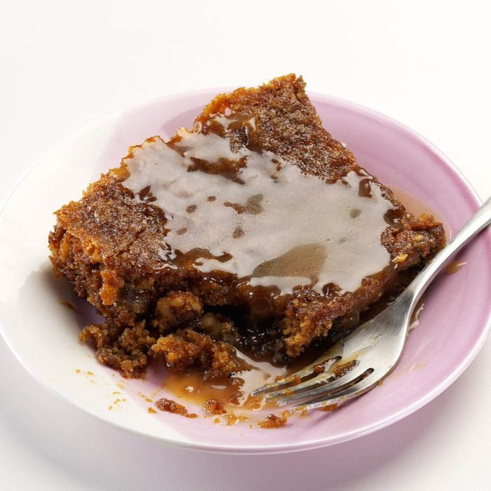 Warm Sticky Toffee Pudding