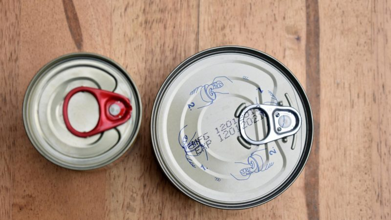 cans expiration date aluminum