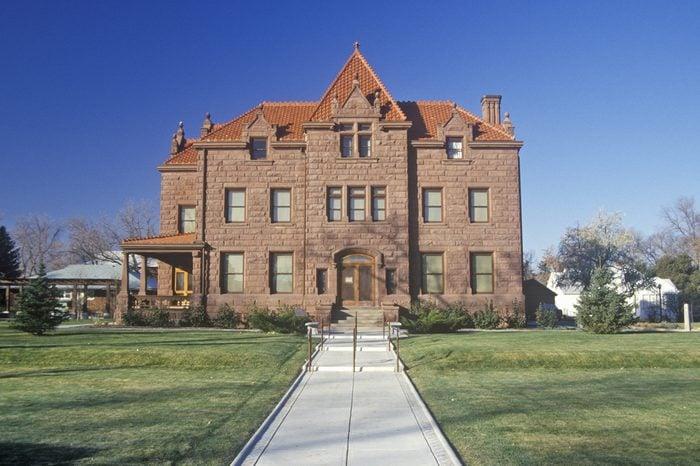 DECEMBER 2004 - Historic Moss Mansion, Billings, MT
