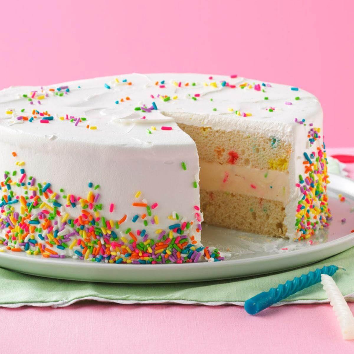 1999: Funfetti Cake