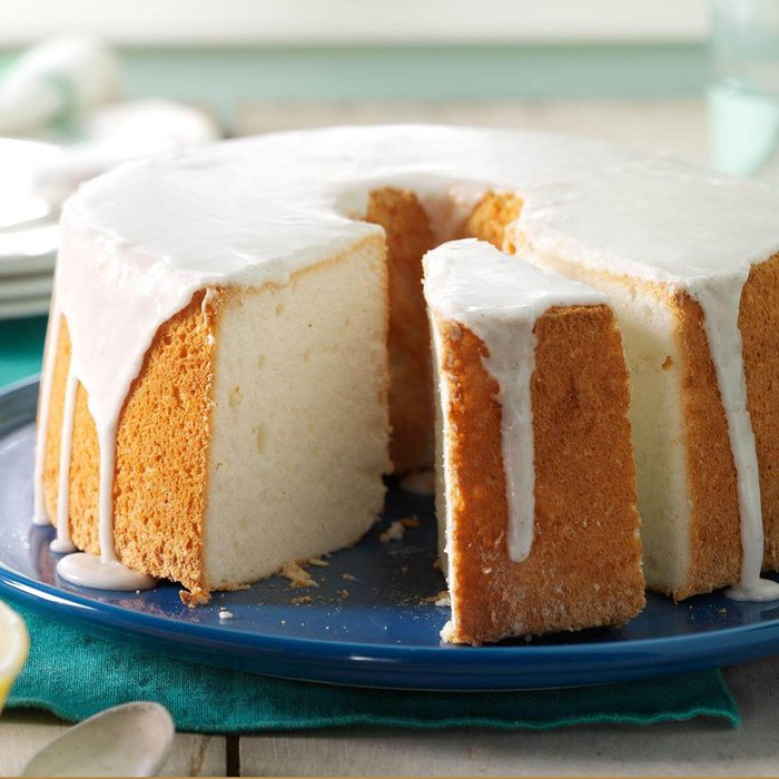 1957: Angel Food Cake