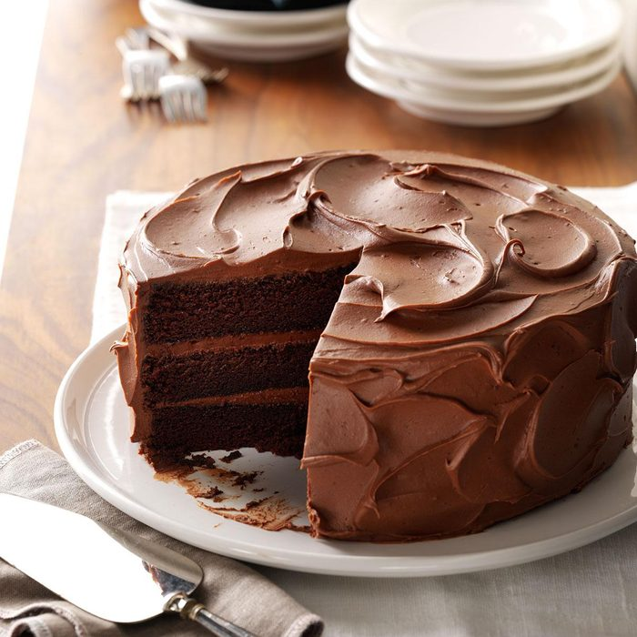 Inspired by: Portillo's Chocolate Cake