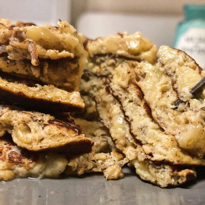 How to Make Pancakes Using Just 3 Ingredients