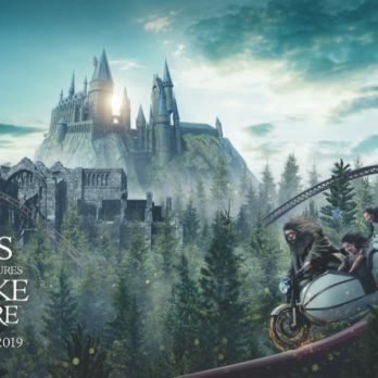 Here's Everything We Know About Universal's New Harry Potter Ride