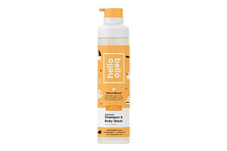 Hello Bello Shampoo/Wash - Vanilla Apricot 9.8oz