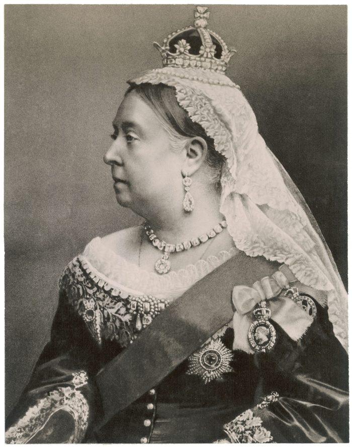 Historical Collection 9 Queen Victoria Circa 1890 1819 - 1901