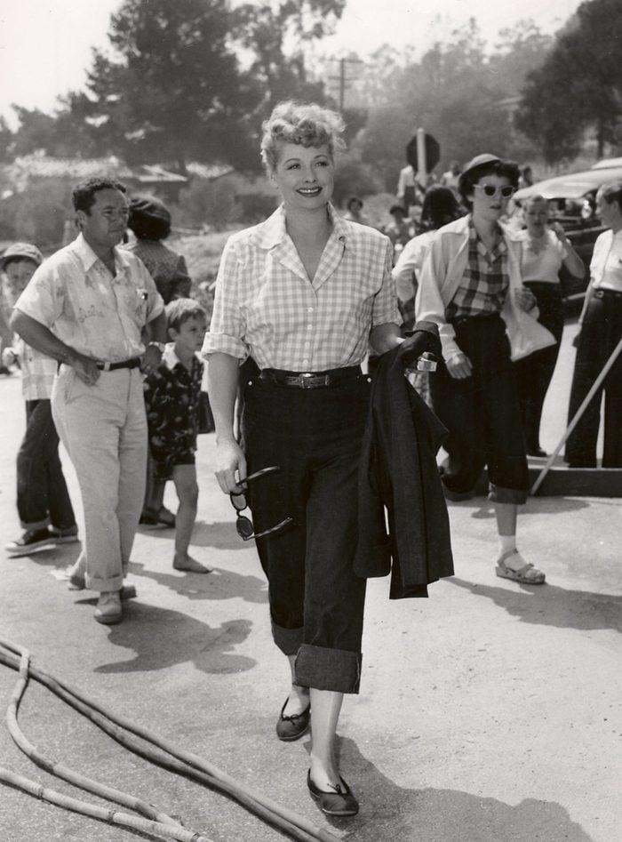 Long, Long Trailer, The - 1954
