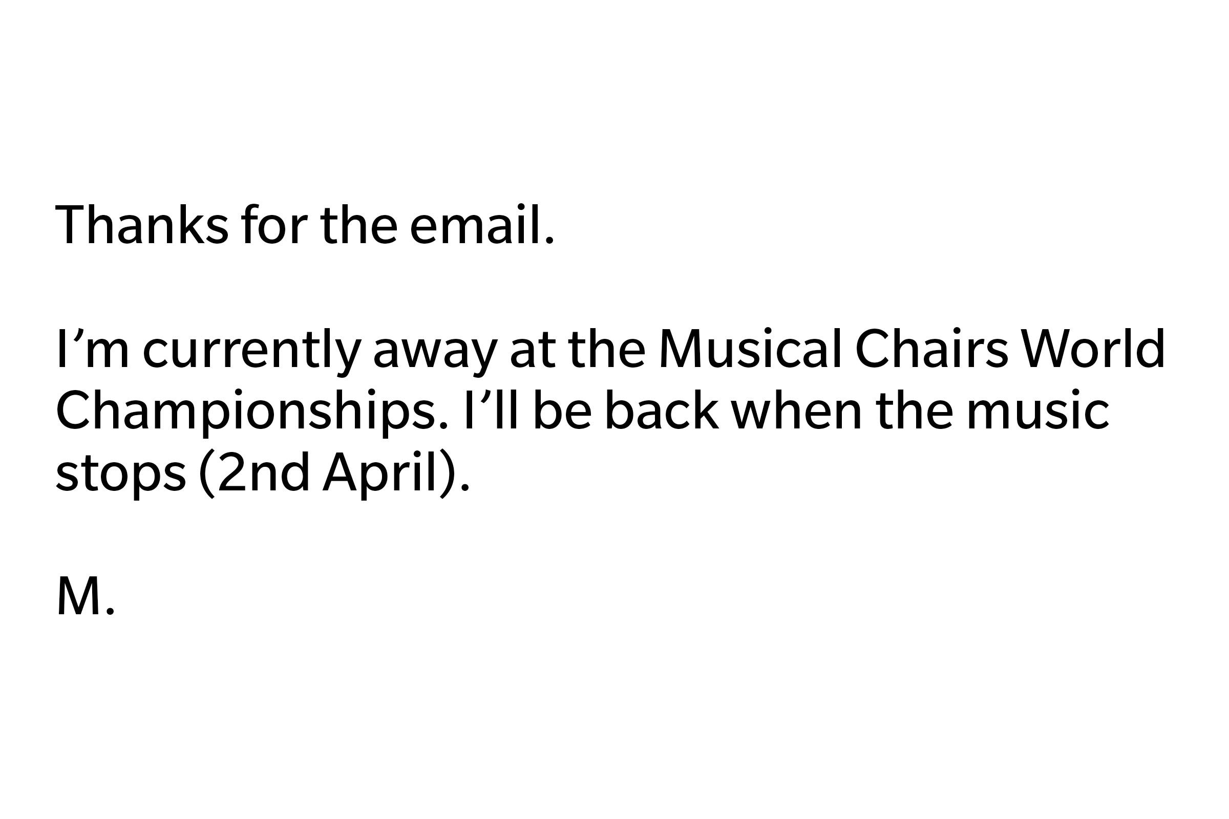 Hilarious Out Of Office Emails That Will Crack You Up