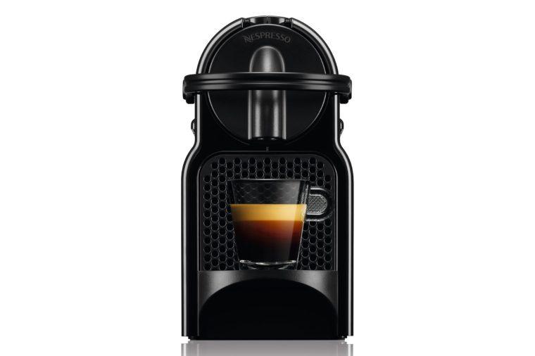 Nespresso Inissia Espresso Machine by De'Longhi, Black