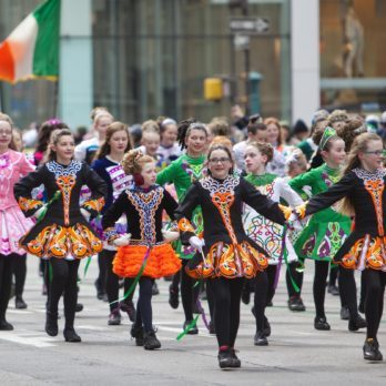 The 16 Best St. Patrick's Day Parades in the United States