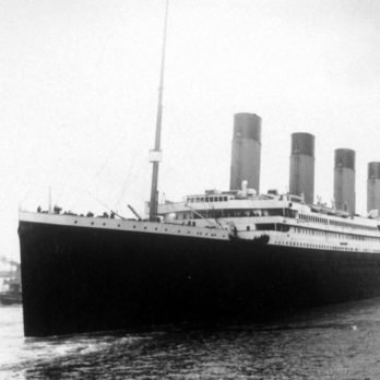 Why Are We Still So Fascinated by the Titanic?
