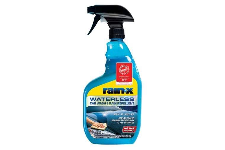 Rain-X Waterless Car Wash & Rain Repellent 32 FL OZ, VOTED PRODUCT OF THE YEAR 2019! - 620100