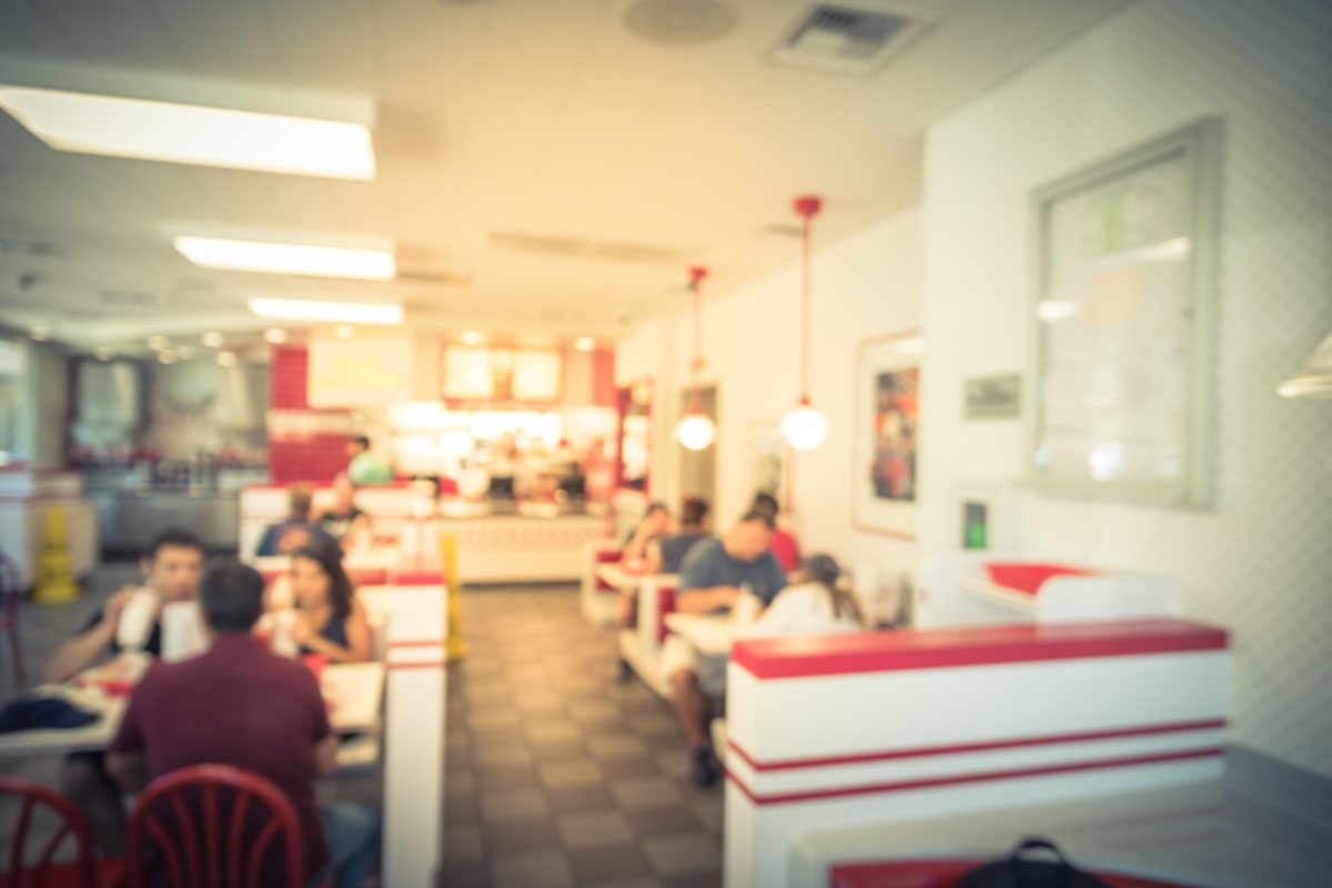 The Cleanest Fast Food Restaurants In America Reader S Digest