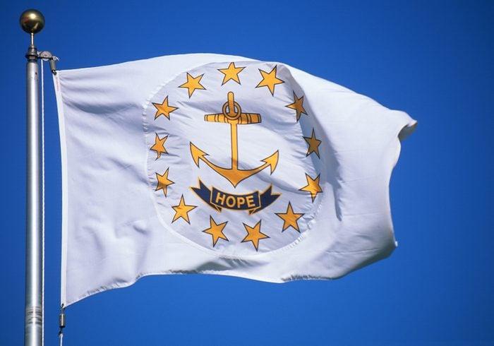 State Flag of Rhode Island