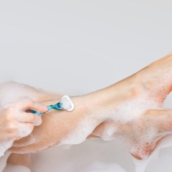 Here's How to Get Rid of Razor Bumps from Shaving