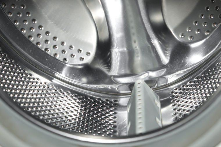 washing machine (inside)