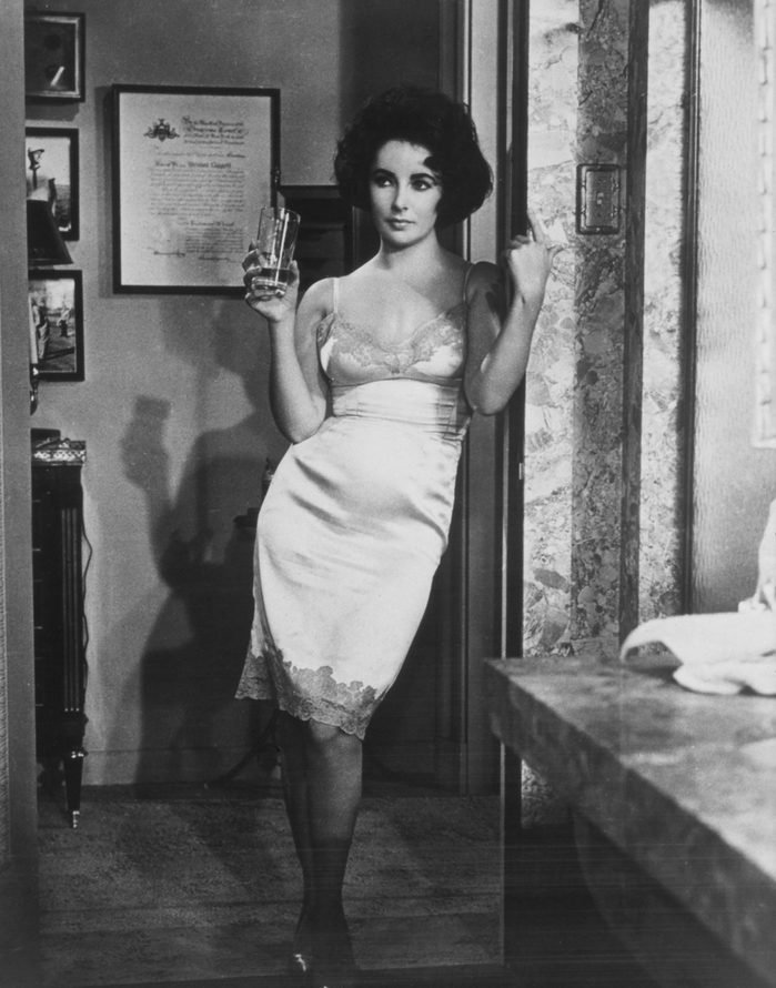VARIOUS Elizabeth Taylor, On-set of the Film, Cat on a Hot Tin Roof, 1958