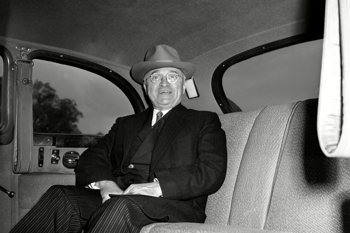 President Harry S. Truman, Washington, USA
