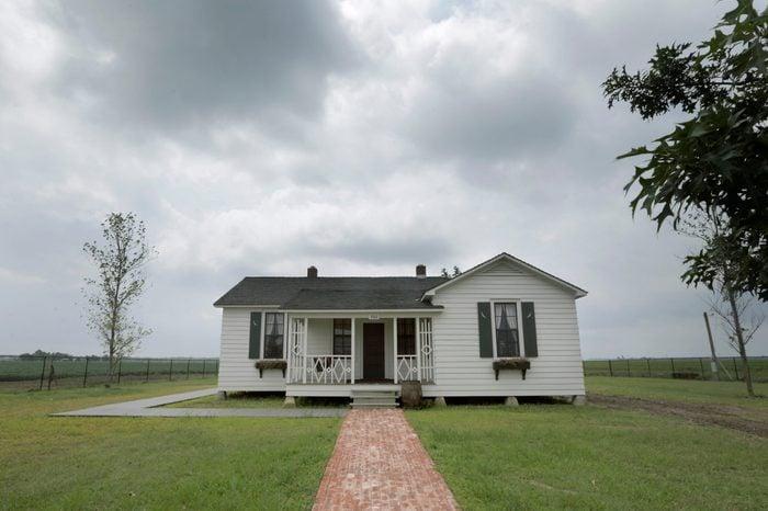 Johnny Cash Dyess Colony, Dyess, USA