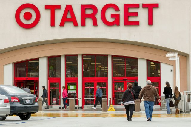 Target Data Breach, Los Angeles, USA