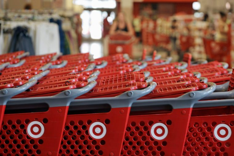 Target Sales, Chicago, USA