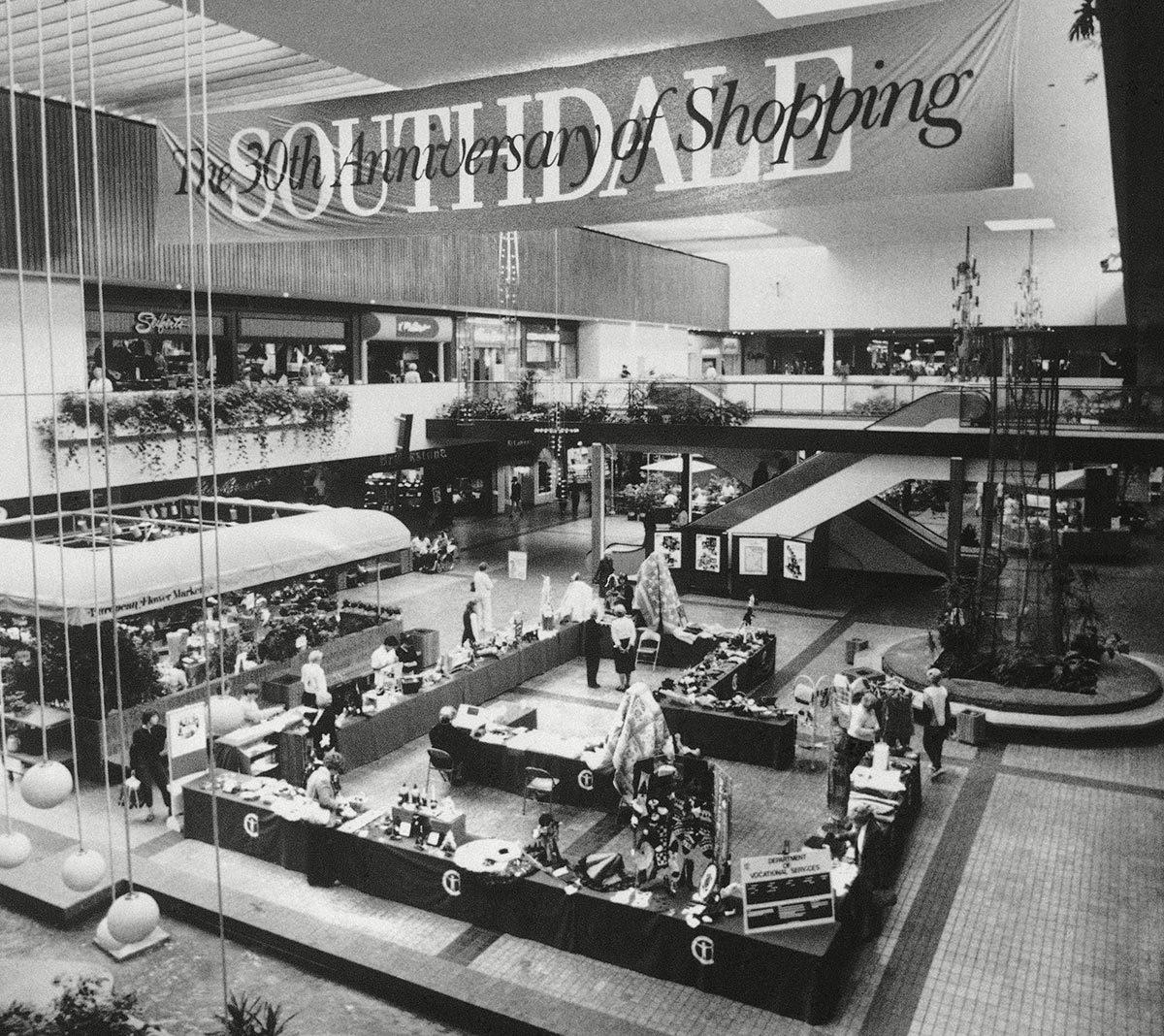 Malls, Edina, USA