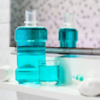 The Hidden Health Danger of Using Mouthwash