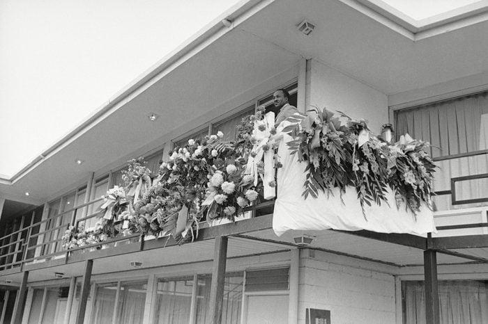 MLK Assassination, Memphis, USA