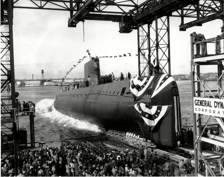 USS NAUTILUS, GROTON, USA
