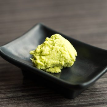 "The ""Wasabi"" You Get in Asian Restaurants Isn't Really Wasabi"