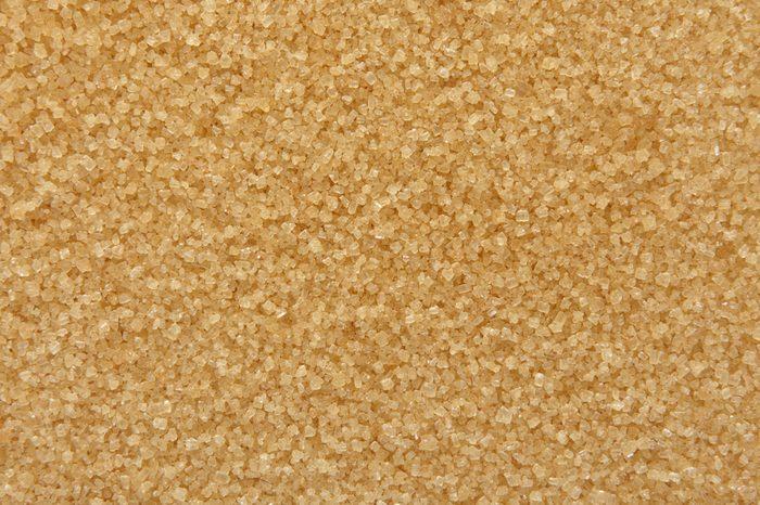 Brown, raw sugar background