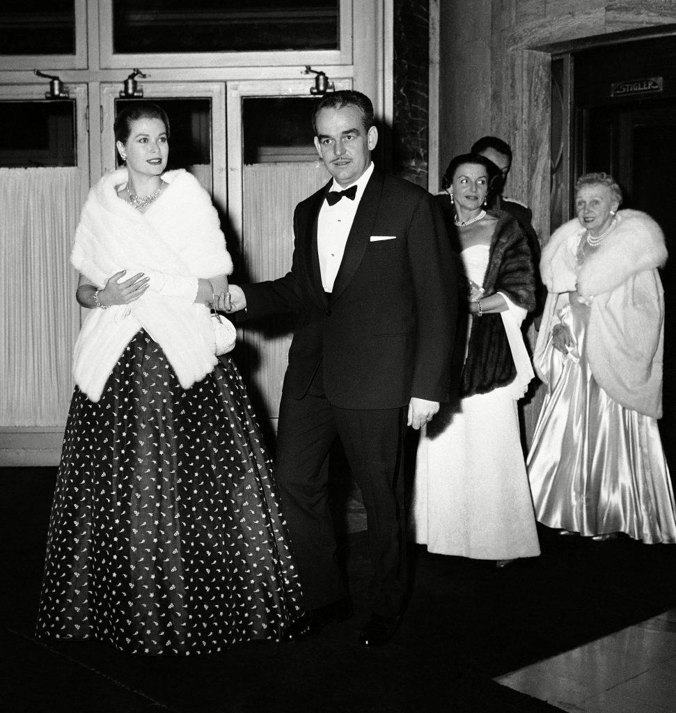Princes Grace and Prince Rainier, Monte Carlo, Monaco