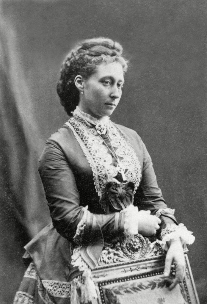 Portrait of Princess Alice