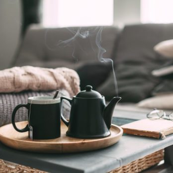 Drinking Tea Hotter Than This Temperature Could Double Your Cancer Risk