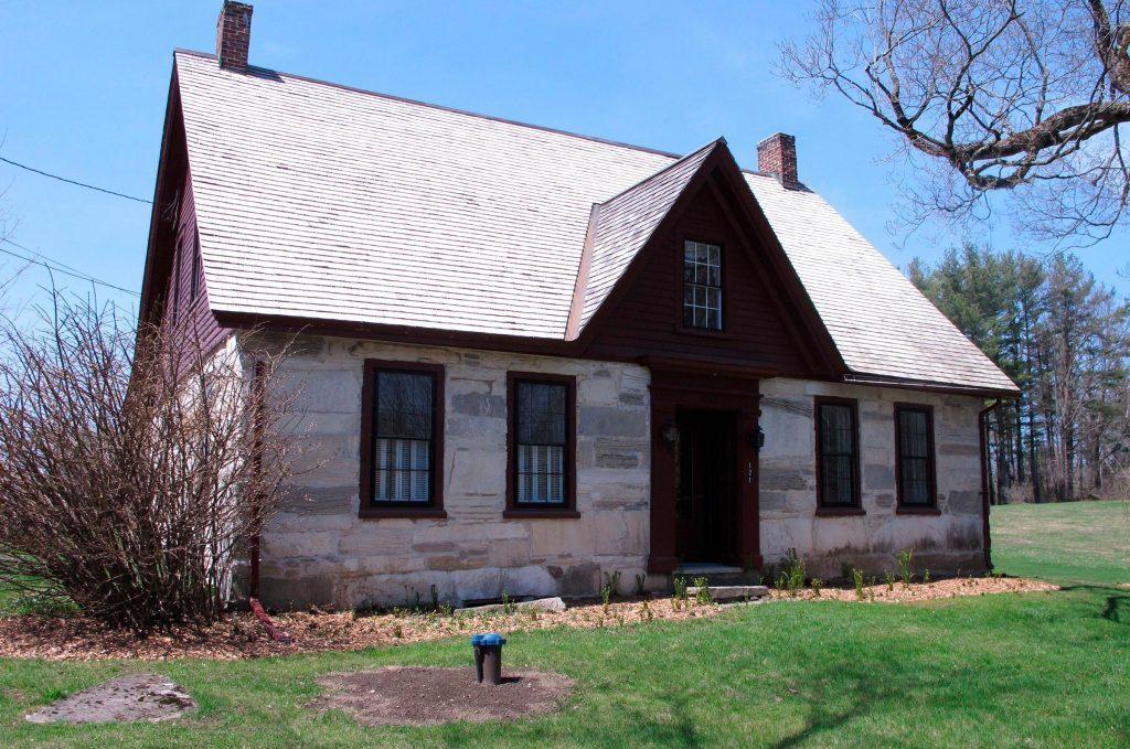 Travel Robert Frost Museum, Shaftsbury, USA - 02 May 2018